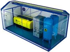 БКК КВ с дизельным приводом