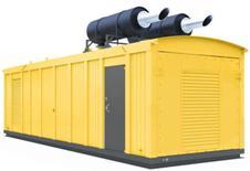 Блок-контейнерная энергоустановка БКЭ