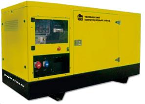 Автономные дизель-генераторные установки в шумозащитном кожухе