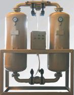 Осушители адсорбционные с холодным типом регенерации ОВА