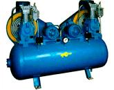 Поршневые компрессоры производительностью до 25 атм