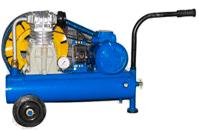 Поршневые компрессоры производительностью до 250 л/мин