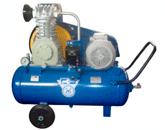 Поршневые компрессоры производительностью до 700 л/мин