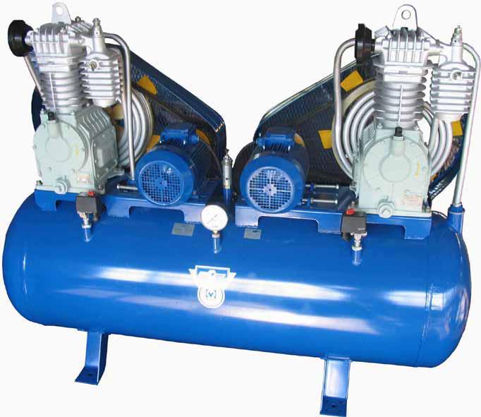 Поршневые компрессоры К-30