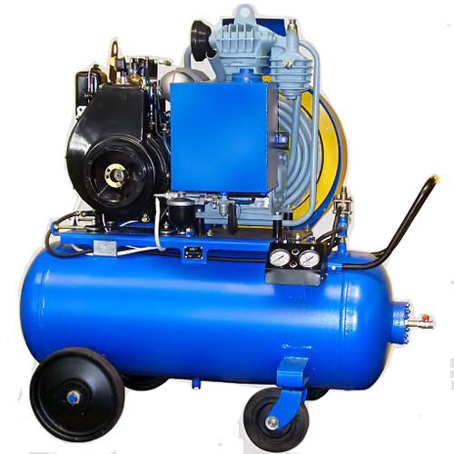 Поршневые компрессоры КД-9