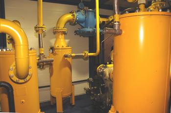 Автоматизированные газовые компрессоры